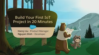 Build Your First Salesforce IoT Project in 20 Minutes