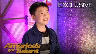 Jeffrey Li Talks On Simon Cowell