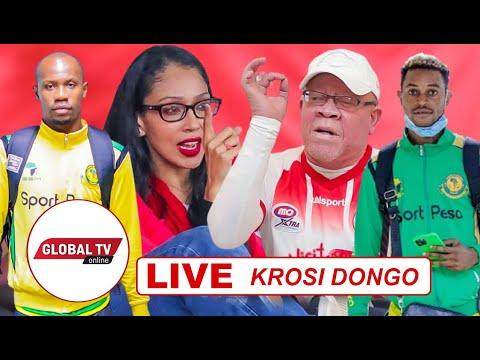 🔴#LIVE: MANARA ATEMA NYONGO SIMBA, YANGA YATUA KIGOMA KIBABE | KROSI DONGO