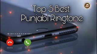 Top 5 Best Punjabi Ringtone Nov 2020