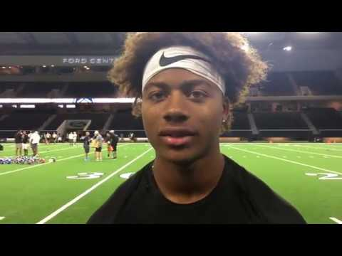 Five-Star LSU Commit Derek Stingley Jr. Acting As ...