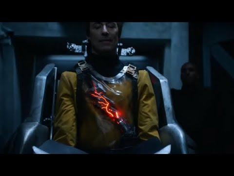 The flash 5x22/ Season finale. Nora's death