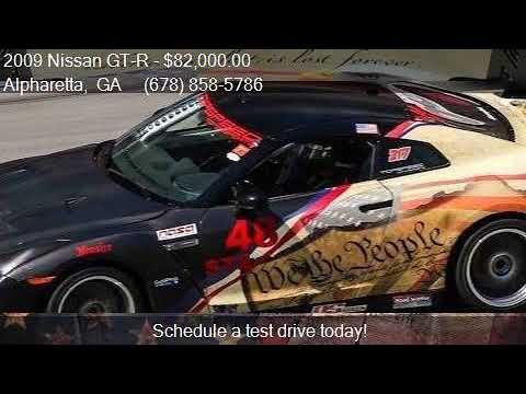 Video of '09 GT-R - PZCA