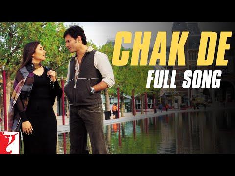 Chak De - Full Song | Hum Tum | Saif Ali Khan | Rani Mukerji | Sonu Nigam | Sadhana Sargam