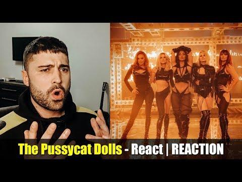 The Pussycat Dolls - React | REACTION (AMAZING!!)