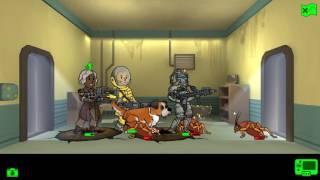 Fallout Shelter (PC). Миссий: Проверка экспериментов волт-тек.
