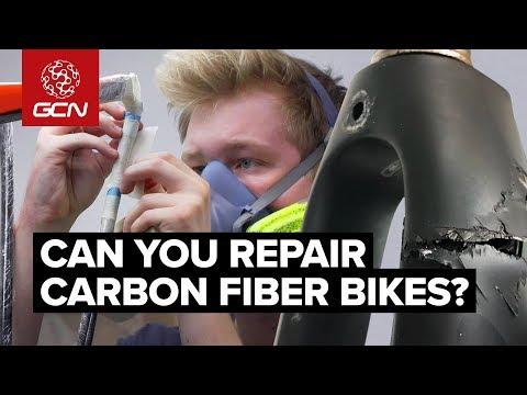 Can You Repair A Carbon Fibre Bike?