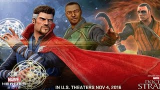 Marvel Heroes Doctor Strange vs Kaecilius (Plus Everything You Need To Know About Dr. Strange Event)