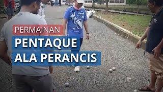 Olahraga Unik Ala Perancis Pentaque yang Belum Banyak Diketahui Orang