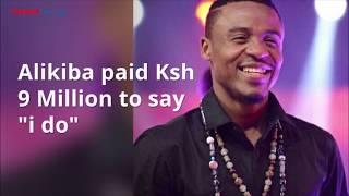 Ali Kiba paid to say