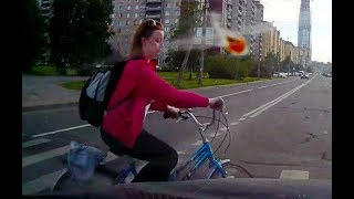 WTF Moments Caught On Dashcam Compilation Part 10