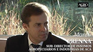 Marco Prenna - Sub - Director de Insumos Agropecuarios e Industrias de ACA