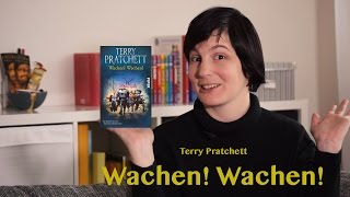 Wachen! Wachen! von Terry Pratchett - Buchrezension