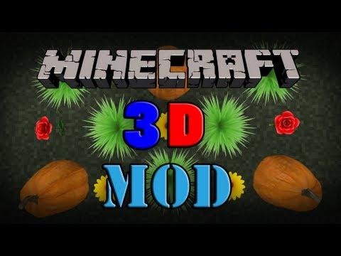 3d mod cool 3d models minecraft blog