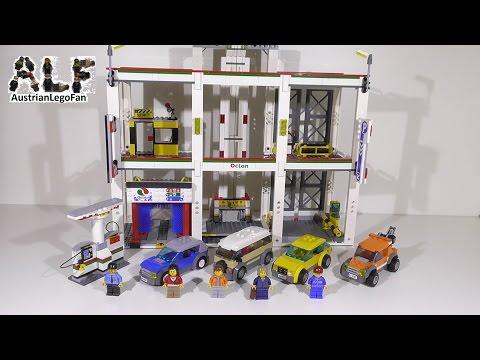 Vidéo LEGO City 4207 : Le garage de LEGO City