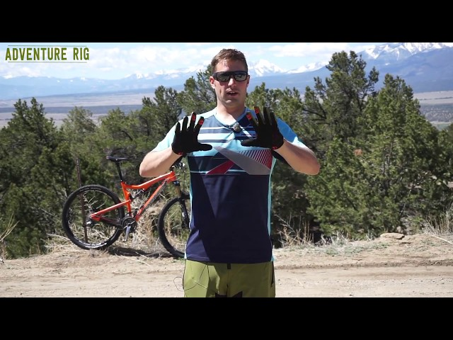Видео Перчатки Pearl iZUMi Summit Full Finger Gloves (Black)