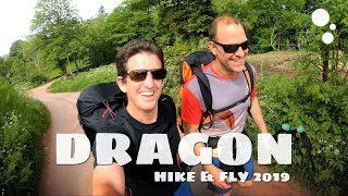HIKE & FLY Tutorial (Paragliding XC at the Dragon Race 2019)