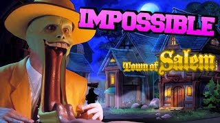THAT'S IMPOSSIBLE | Town Of Salem Coven Ranked Practice | Mayor