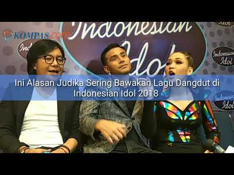 Ini Alasan Judika Sering Bawakan Lagu Dangdut di Indonesian Idol 2018