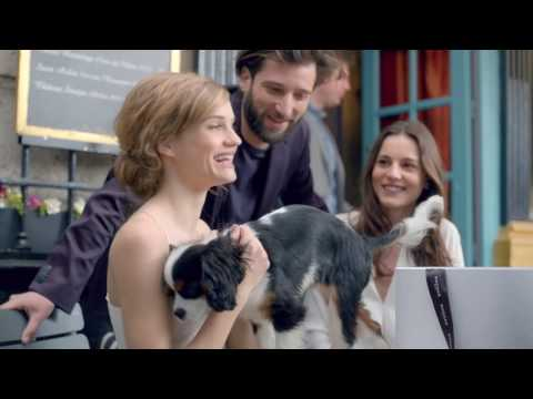 Rochas Commercial for Mademoiselle Rochas (2017) (Television Commercial)