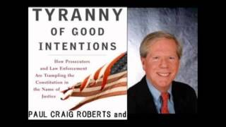 Why the Rise in Police Brutality? Interview: Paul Craig Roberts