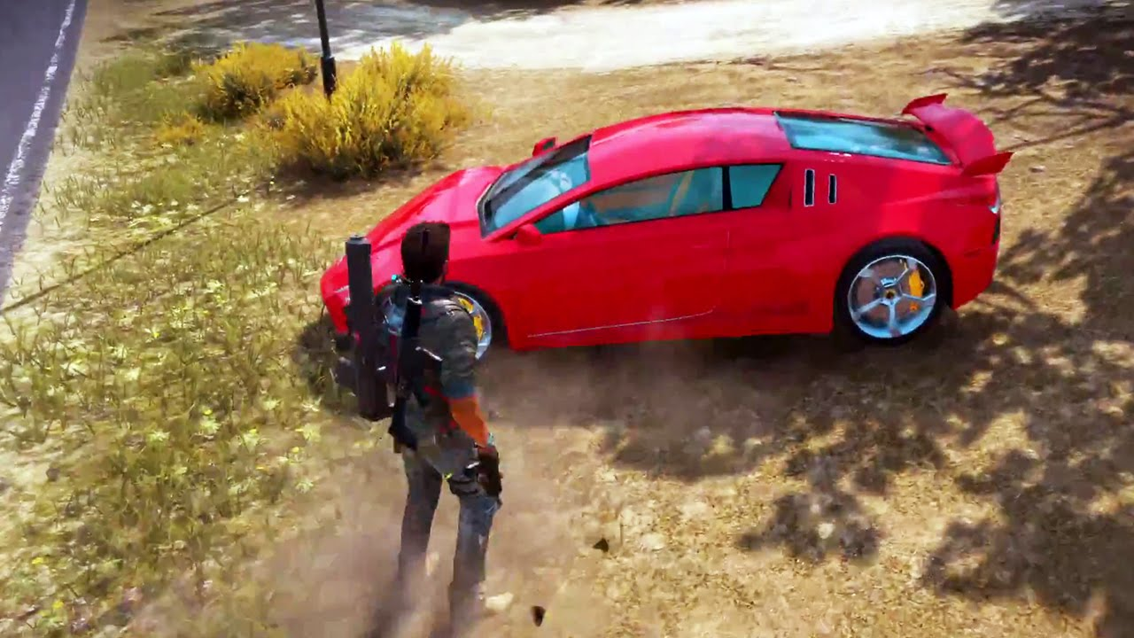 JUST CAUSE 3 New Gameplay (7 Minutes) #VideoJuegos #Consolas