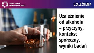 Uzależnienie od alkoholu – przyczyny, kontekst społeczny, wyniki badań – Robert Rutkowski