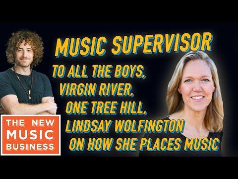 Music Supervisor for To All the Boys, Virgin River, Lindsay ...