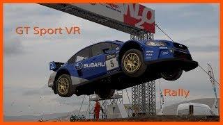 GT Sport VR Rally - WRX Fishermans Ranch