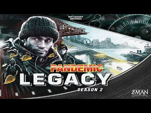 Pandemic Legacy - Season Two: Discussion {SPOILERS!}