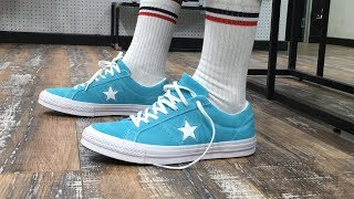 A Closer Look at the Converse One Star CLASSIC SUEDE 5d274e594
