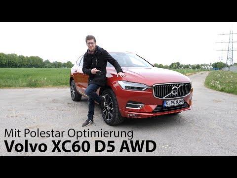 2019 Volvo XC60 D5 AWD mit Polestar Optimierung / Lohnt sich die Leistungsoptimierung? - Autophorie