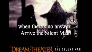 The Silent Man (Dream Theater) Karaoke version