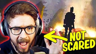 TRY NOT TO GET SCARED CHALLENGE | 3 Scary Games