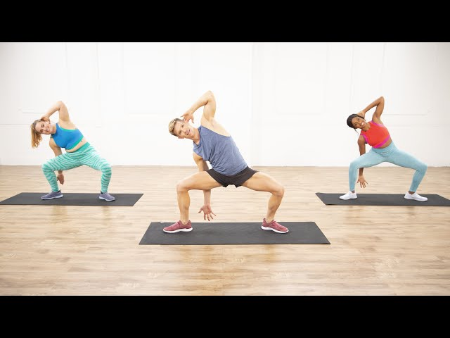 30-Minute Ab & Oblique Workout With Jake DuPree