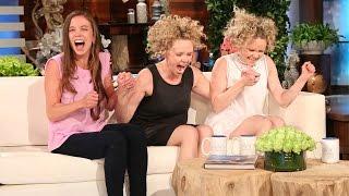 Ellen's Favorite Twins Pay It Forward