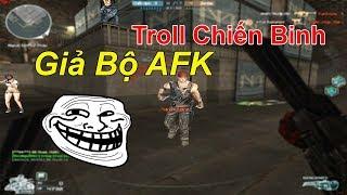 Zombie Giả Bộ AFK Troll Chiến Binh Ham Hố Cười Đau Bụng | TQ97