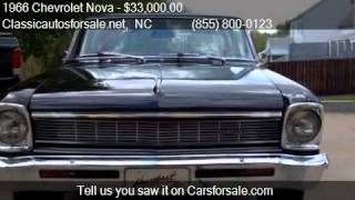1966 Chevrolet Nova  - for sale in , NC 27603 #VNclassics