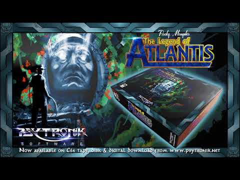 The Legend of Atlantis (C64 Premium+ disk)