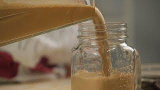 מתכון לאייס קפה עם פקאן