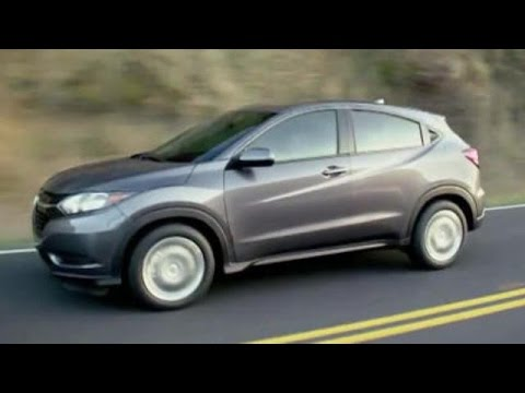 2016 Honda HR-V *First Look* Video Review
