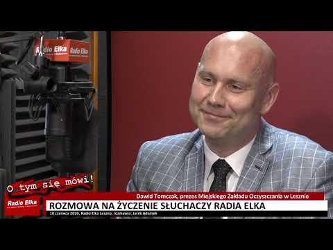 Wideo1: Dawid Tomczak, prezes MZO w Lesznie