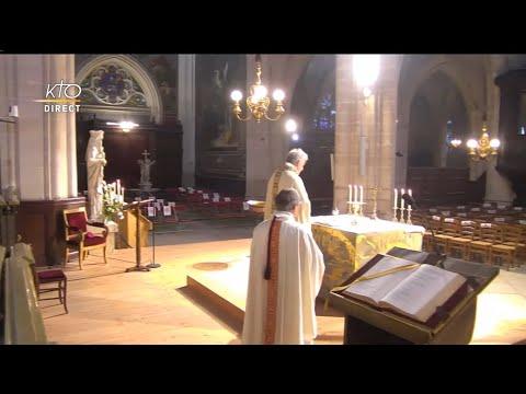 Messe du 11 avril 2021 à Saint-Germain-l'Auxerrois
