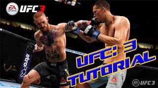 UFC 3 | Tutorial basico y consejos para principiantes | Gameplay español