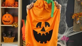 DIY Halloween Pumpkin Costume