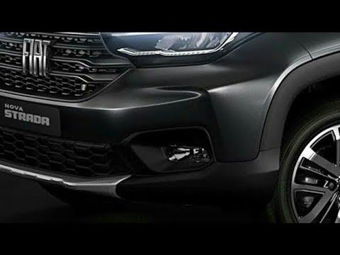 Nova Fiat Strada 2021 Lançamento: Veja todos os detalhes! Designer e Novidades...