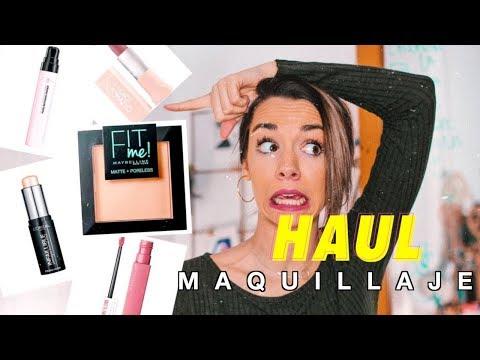 HAUL de maquillaje, nueva colección de L`Oréal || Meanwhile