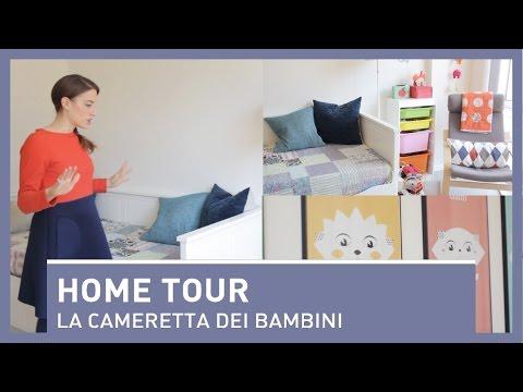 Home Tour: la cameretta dei bambini
