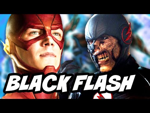 The Flash Season 3 Black Flash Zoom Returns