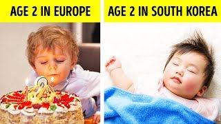 16 Crazy Things That Are Considered Normal In Other Countries